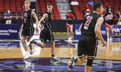 Monticello proves it belongs in Class 3A boys' state basketball…