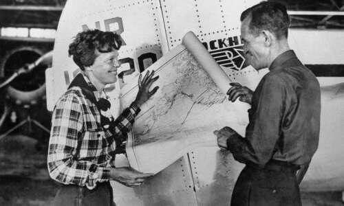 A century ago, Amelia Earhart took flight