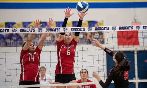 Iowa high school volleyball regional finals: Wednesday's scores and more