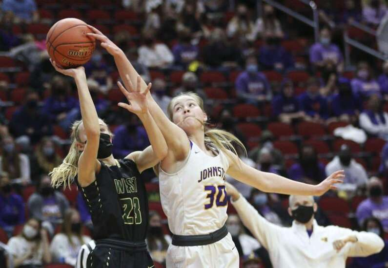 Iowa girls' state basketball 2021: Thursday's scores, stats, game replays and more