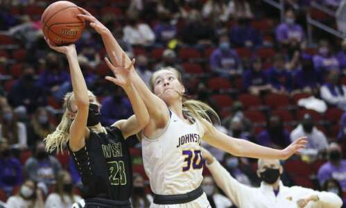 Iowa girls' state basketball 2021: Thursday's scores, stats, game replays…