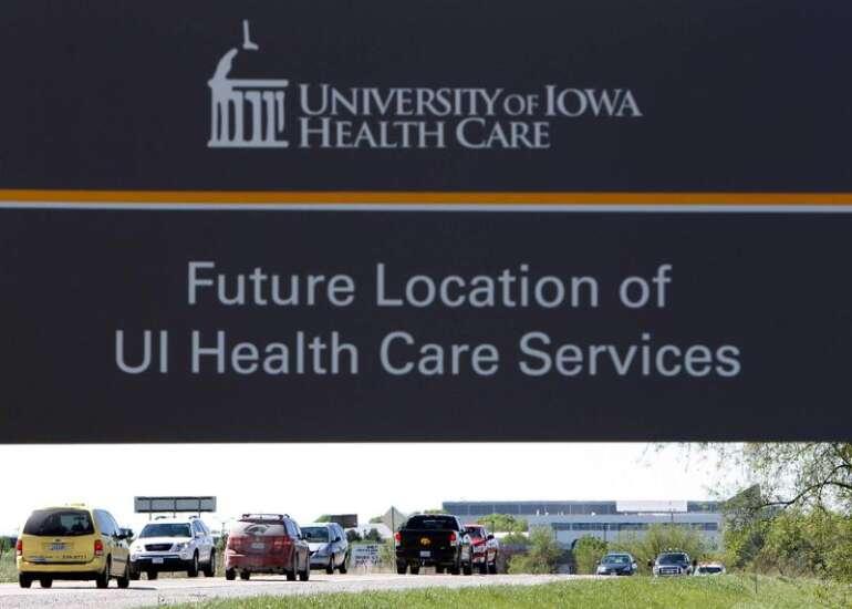 State resignation delays hearing on University of Iowa North Liberty hospital