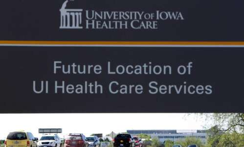 Mercy Iowa City, other hospitals oppose $230 million UIHC development…
