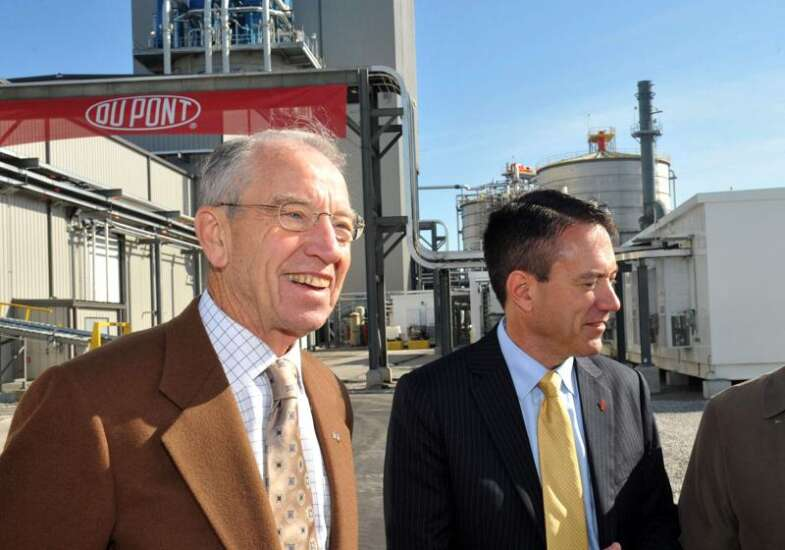 Sen. Chuck Grassley looking for White House action, not legislation, to resolve ethanol waiver problem