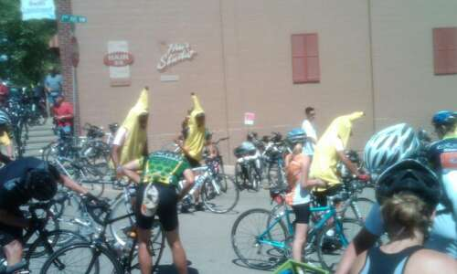 COMMUNITY JOURNALISM: On the road at RAGBRAI, Day 7