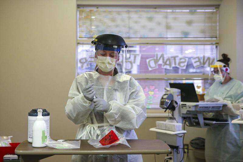 University of Iowa hospitals testing hundreds for coronavirus a day