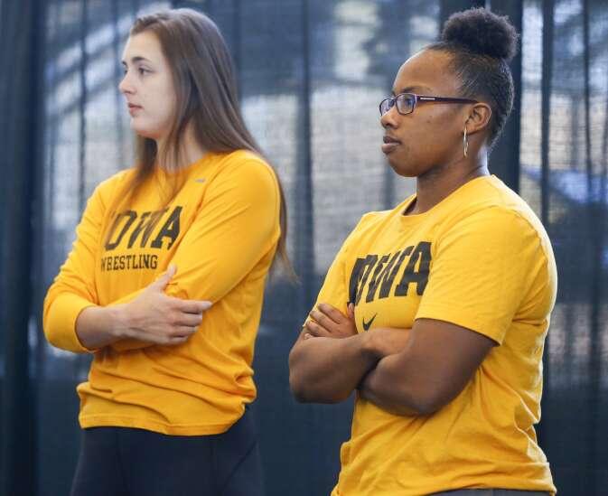 University of Iowa women's wrestling announcement part of Title IX lawsuit settlement