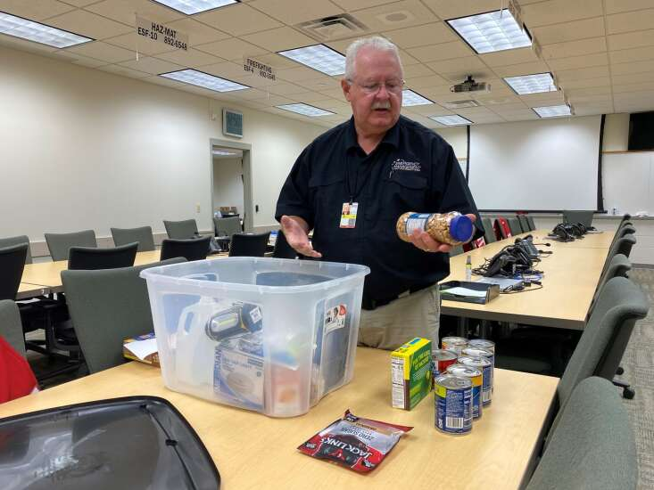 Be ready for the next disaster: Prepare a 72-hour emergency kit