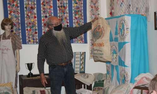 Cloth bags had many lives