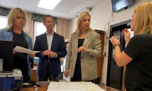 Eastern Iowa GOP congresswomen tout 'faith in elections'