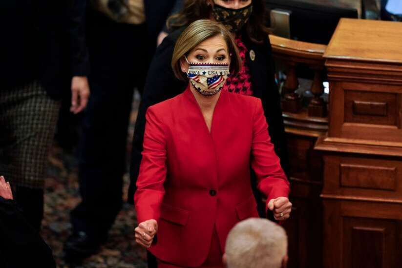 On Iowa Politics: The right to bare faces, and to investigate or not