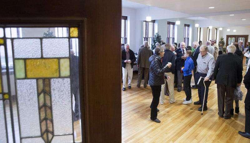 Historic Cedar Rapids church completes $4.5 million renovation
