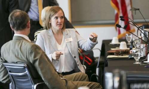 Iowa regents pursuing new free speech training, polling on campus