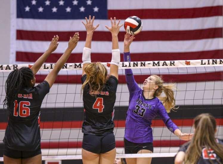 Iowa high school volleyball 2021: Preseason Gazette area Super 10 rankings