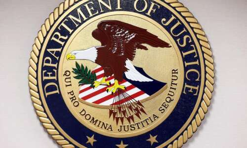 C.R. man sentenced to over 5 years for bank fraud