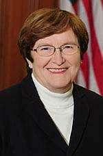 Democrat Patty Judge announces candidacy for U.S. Senate
