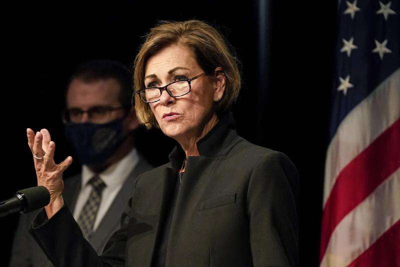 Gov. Kim Reynolds names new special counsel
