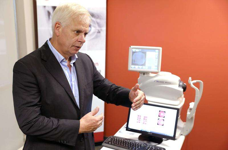Coralville based IDx LLC aims to change health care delivery