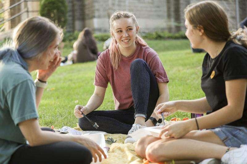 Iowa sorority sister on college life amid coronavirus: 'Kind of disappointing'
