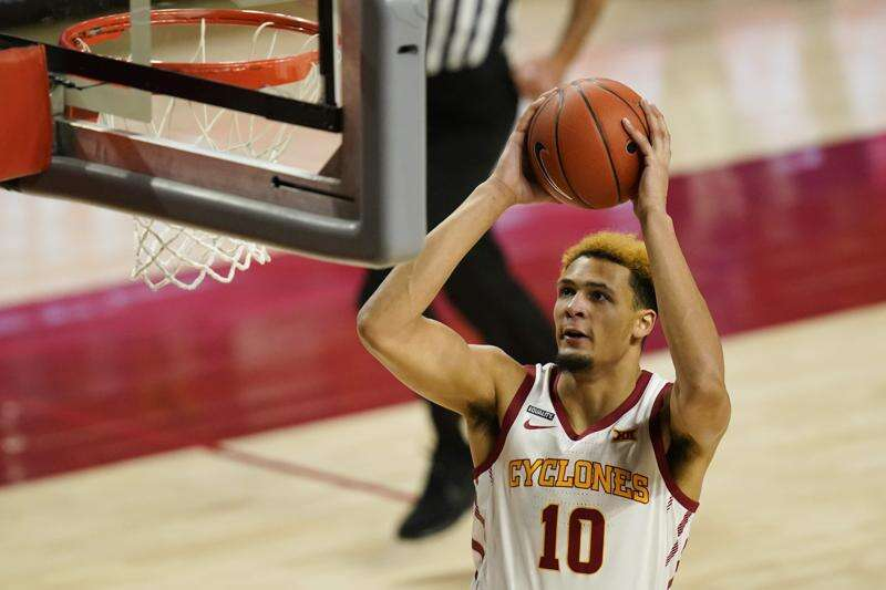 Iowa State's Xavier Foster out for rest of season with foot injury