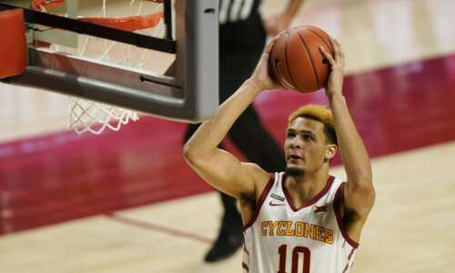 Iowa State's Xavier Foster out for rest of season with…