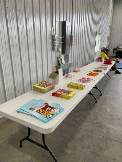 Ainsworth Fire Department holds open house