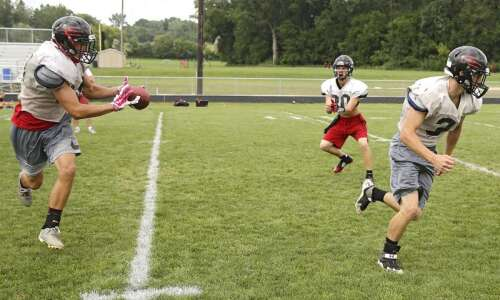 Central City's unselfish rushing duo hopes to lead Wildcats to…