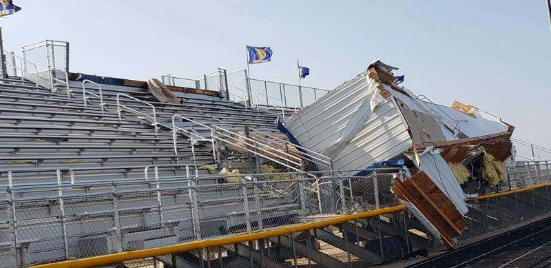 Homeless Benton Community Bobcats are competing, not complaining