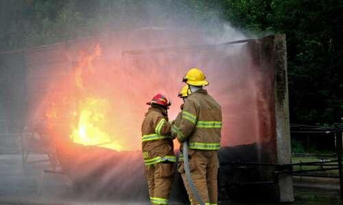 Cedar Rapids Fire Department brings back its citizens academy