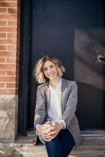 Women of Achievement: Jamie Henderson wants to leave a legacy for community, her children