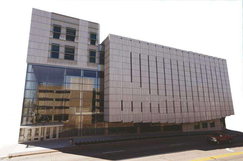 Voxman Music Building opens new chapter for University of Iowa music school