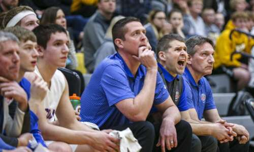 Can Decorah close the gap and compete with Western Dubuque…