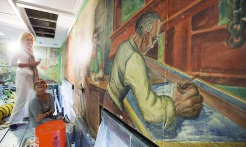 City Hall murals topic of four-part educational series