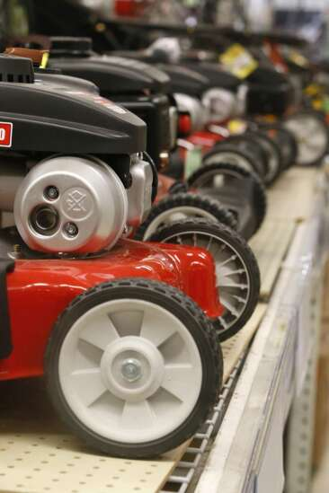 In the market for a mower? They come in all shapes and sizes