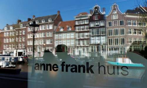 Dutch museums publish two hidden pages from Anne Frank's diary