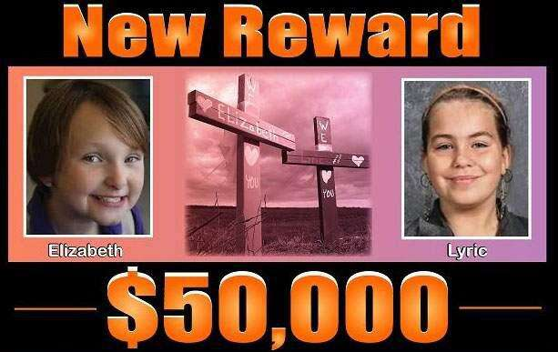 Cedar Valley Crime Stoppers offering $50K reward in case of cousins abducted in Evansdale, murdered