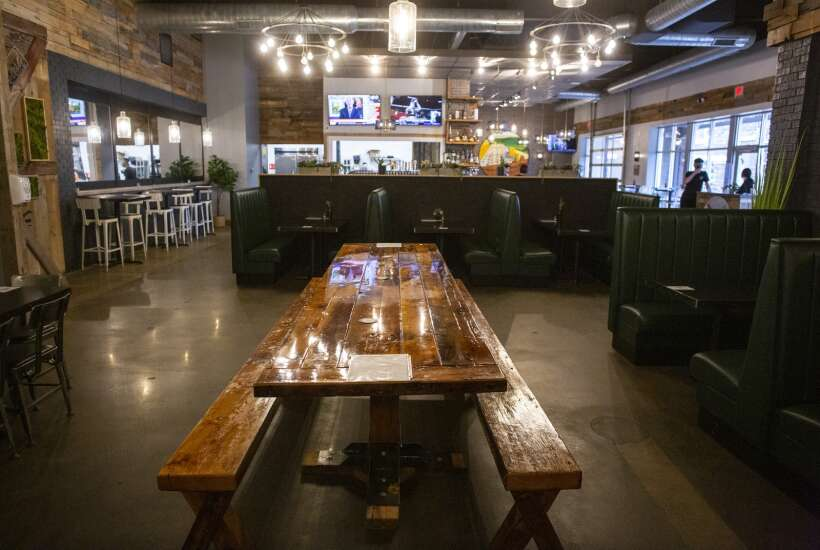 Table reopens in North Liberty after pandemic closure