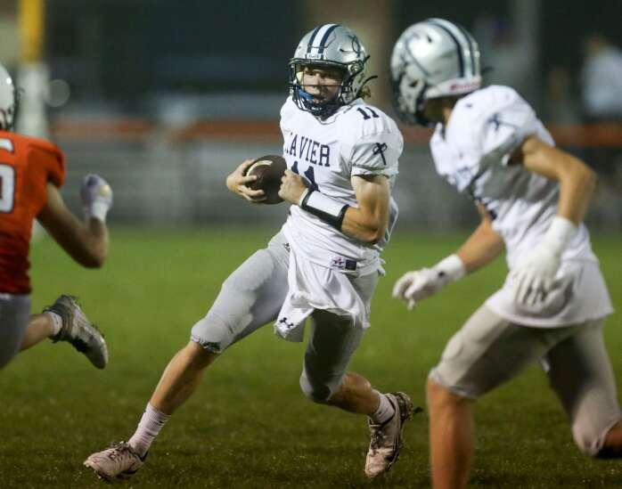 Iowa high school football: Gazette-area Week 3 games to watch