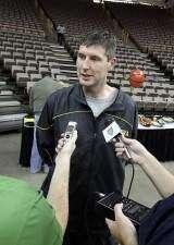Ryan Bowen transitions from NBA life to Iowa video coordinator
