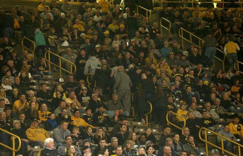 From Kinnick to Kernels, attendance decreases hit teams in Eastern Iowa