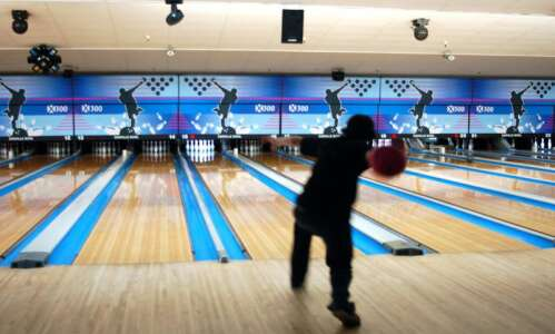On Topic: Walter Neff goes bowling