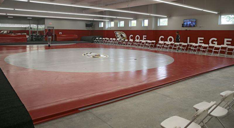 Coe College shows off its new athletics, recreation complex