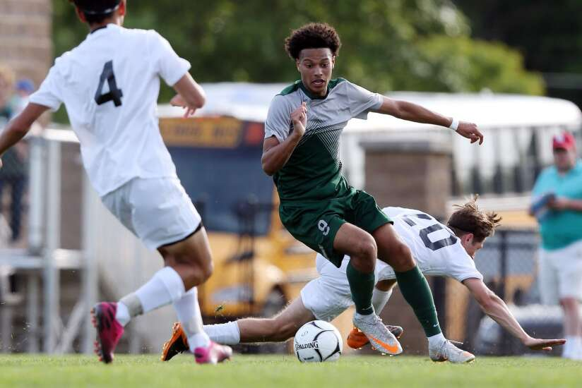 All-MVC boys' soccer 2021: Anders Bergstrom, Kolby Godbolt are players of the year