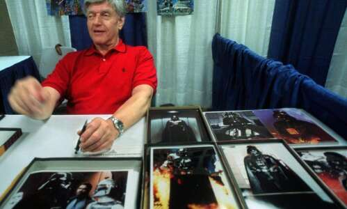 David Prowse, English actor and weightlifter who embodied Darth Vader,…
