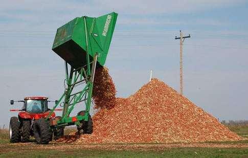 Ethanol industry turns to scraps
