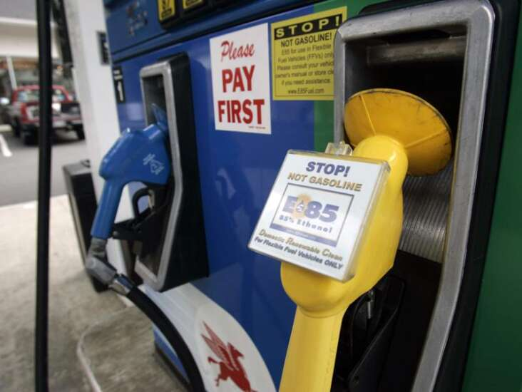 Renewable fuels accounted for almost $4 billion in Iowa's GDP in 2020, report shows