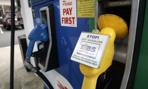 Renewable fuels accounted for almost $4 billion in Iowa's GDP…