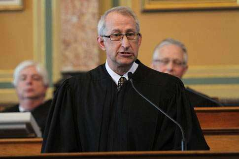 Iowa Supreme Court Justice talks about revision to media coverage rules