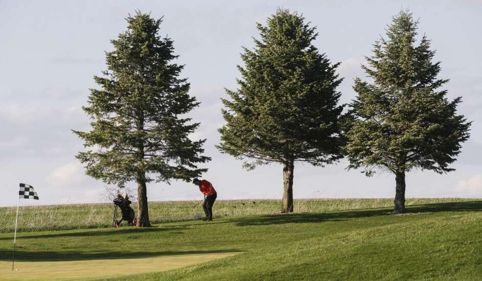 The Iowa Photo: Scenic Golf