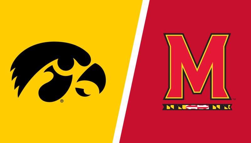 Iowa men's basketball at Maryland: Box score, highlights, live updates recap